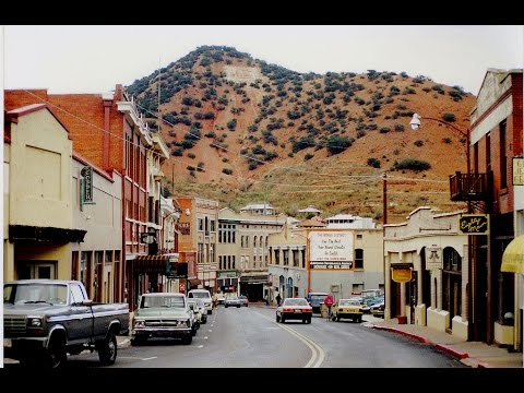 Bisbee Arizona Youtube