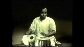 Pandit Chatur Lal - 10 Half Beats Rhythm Cycle