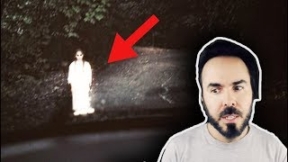 7 Scary Paranormal Mysterious Road Moments Caught On Camera!