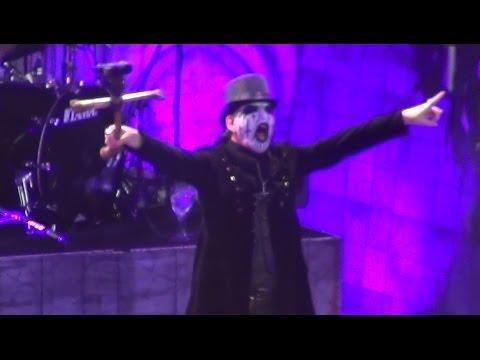 King Diamond - Eye of the Witch - Live 2015 Mayhem