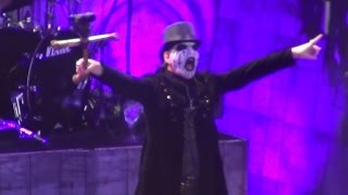 King Diamond - Eye of the Witch - Live 2015 Mayhem