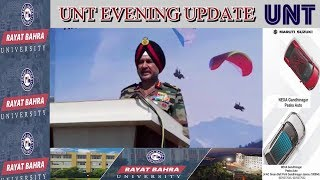 Jammu and Kashmir Daily Round Up News Bulletin | 17th October, 2018 | UNT