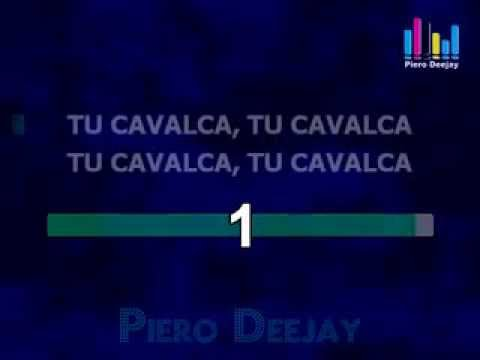 Karaoke Litfiba - Tex by Piero Deejay