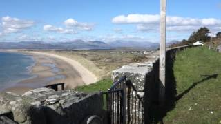 Snowdonia Delights: Harlech Coastline