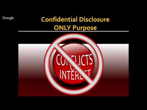 Ethics Fundamentals Series: Roles for Supervisors in Confidential Financial Disclosure