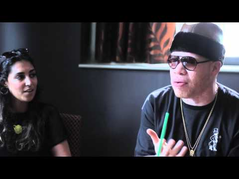 Krondon Interview | Solo Career, Strong Arm Steady, Europe Tour [NKDigital]