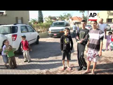 Israeli police say Gaza militants fire two rockets at southern Israel