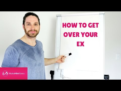 how to get over your ex and move on to the right man for you