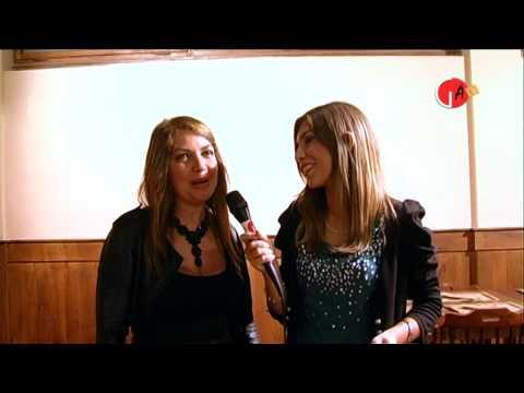 GAM TV:  Interview Cristina D'avena a Cinecitta' World