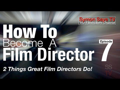 2 Things Great Film Directors Do.