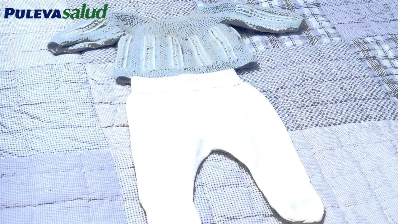 Llega el bebé  ¿Qué debo llevar al hospital para madre y bebé  -  www.pulevasalud.tv 4114b18eb605
