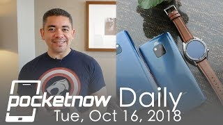 Huawei Mate 20 Pro Official, iPhone Xr could have Record Sales? - Pocketnow Daily