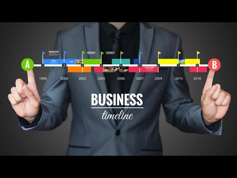 Business Timeline  Prezi Template  Youtube