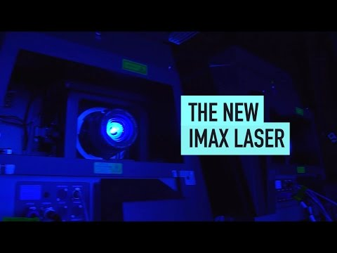 The new IMAX with Laser - techradar explores