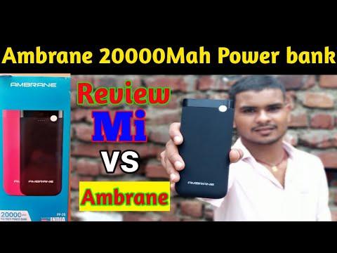 ambrane-power-bank-20000mah-||-ambrane-pp-20-powerbank-||-mi-vs-ambrane-powerbnk-20000-mah-review
