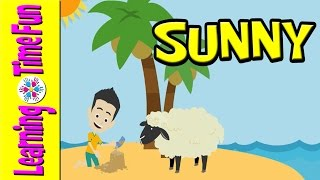 Weather for Children with Sid and his Sheep | Preschool Learning | Child Learning