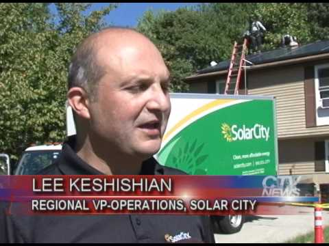 Leasing Solar Energy