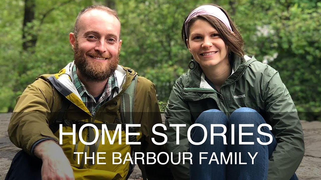 Moving for a Larger Family Story - Home Stories E2: The Barbour Family
