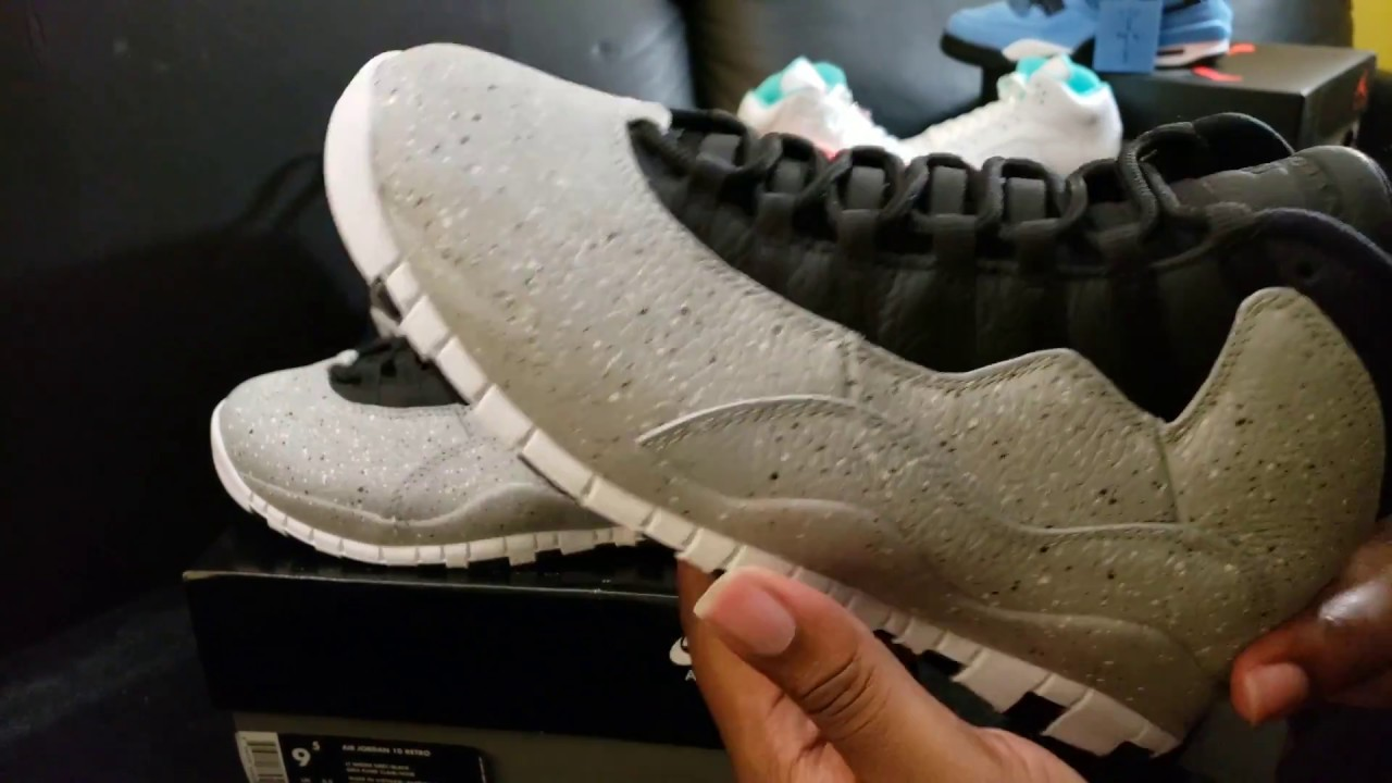 d42ab29cab8 FIRST LOOK: AIR JORDAN RETRO 10