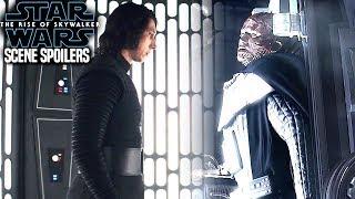 The Rise Of Skywalker Scene Spoilers Revealed! (Star Wars Episode 9)