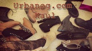 ✌ Urbanog.com Haul: Great Shoe Finds For Cheap ☮