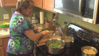 Pasta Shells With Italian Sausage, Broccoli And Spinach : Dishes With Flavor