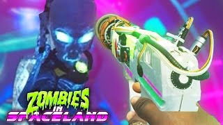 INFINITE WARFARE ZOMBIES - EASTER EGG ENDING BOSS FIGHT COMPLETE GAMEPLAY! (Zombies in Spaceland)