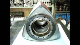 My RX-8 Engine broken‐down & rebuilt