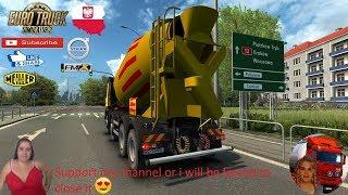 Euro Truck Simulator 2 (1.36) Volvo FMX Kipper And Cement Mixer Rework By Mistersix + DLC's & Mods