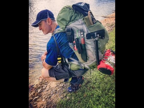 Urban SHTF Practice- Bug-Out Bag Hike and Gear Testing