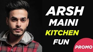Arsh Maini | Navratri Special Food | Promo | Foodies latest Video 2018