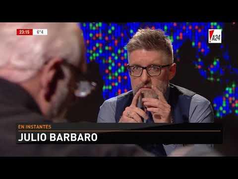 LNE   LUIS NOVARESIO ENTREVISTA - JUAN CARLOS DE PABLO Y JULIO BÁRBARO