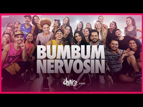 Bumbum Nervosin -  Tainá Costa & Fabio BigBoss  FitDance TV Coreografia
