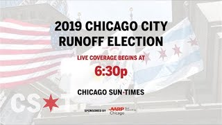 Chicago City Runoff Election - Mayoral, Aldermanic & City Elections