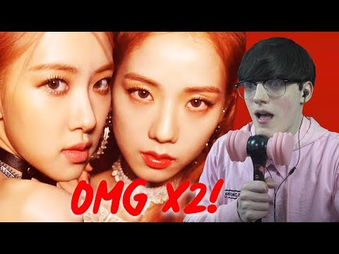 BLACKPINK - Kill This Love Rosé & Jisoo Teaser Video Reaction!!