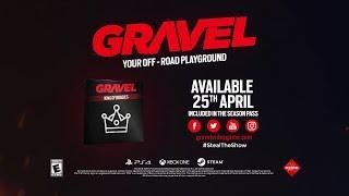 Gravel - King of Buggies DLC Trailer