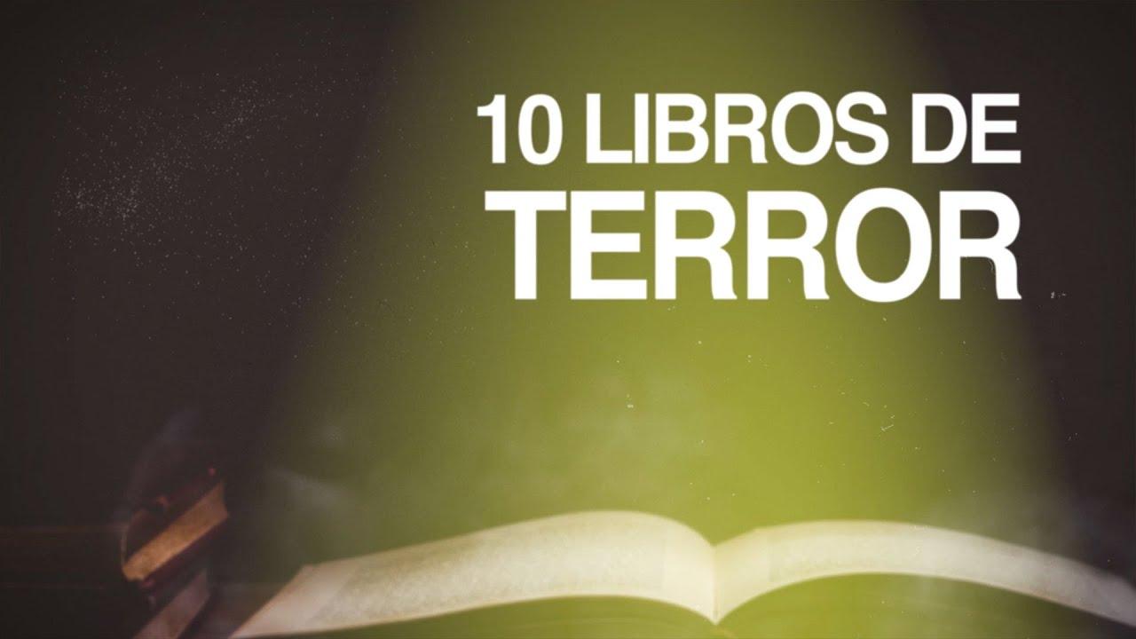 10 Libros de Terror 🔪 | Imprescindibles de la literatura