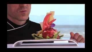 Ristorante Alexander (pesaro) - Ricetta Della Composizione D'astaco