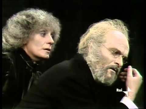 Henrik Ibsen: John Gabriel Borkman - Luca Ronconi (1933-2015)