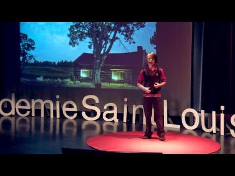 Solar City | Samuel Boucher | TEDxAcademieSaintLouis