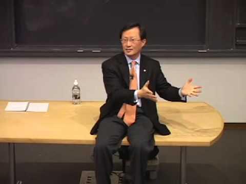 Princeton Career Services' Presents the IMAGINE Speaker Series: Guest speaker YoungSuk Chi '83