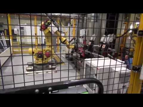 Ford Job 1 for new F150 2015 at Dearborn Truck Plant, tour of new aluminum trucks