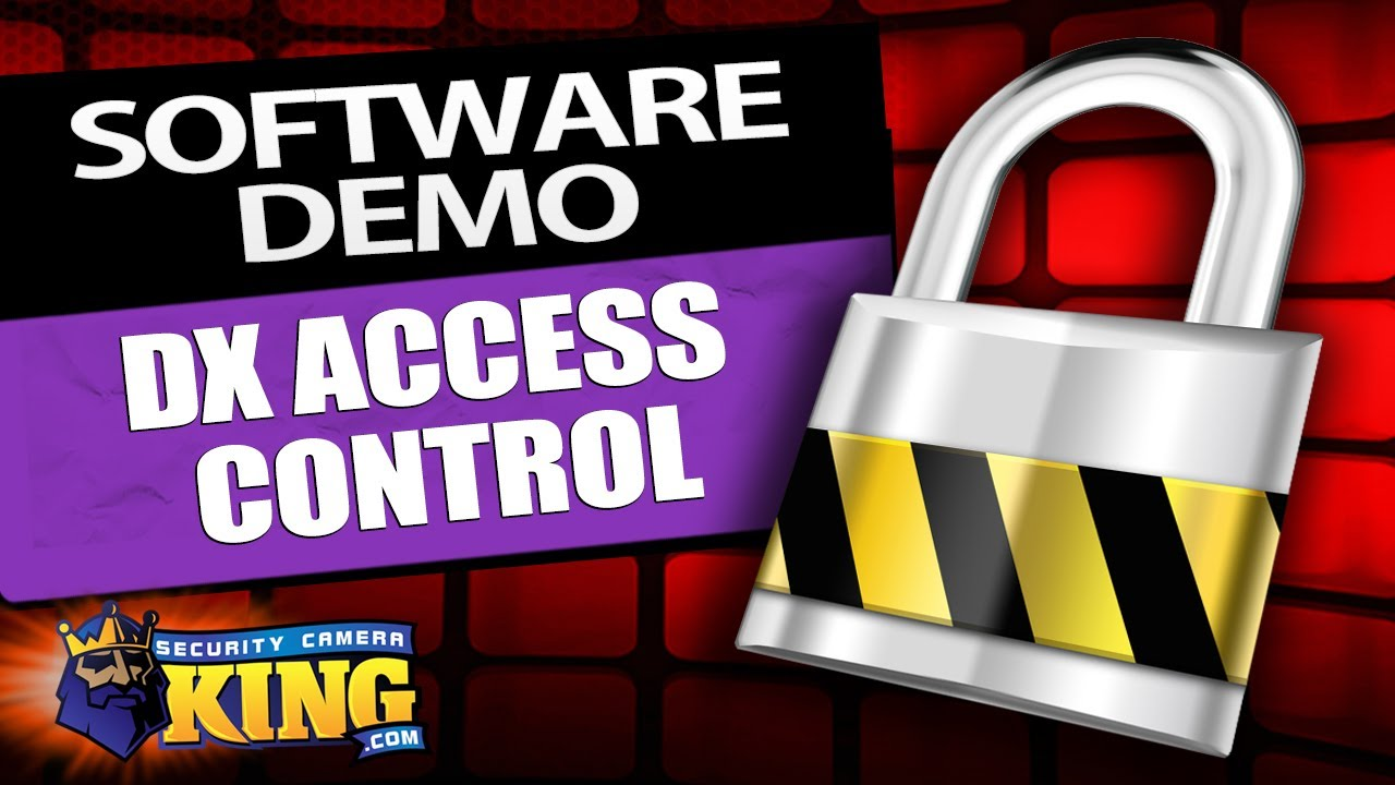 Dsx Access Control Wiring Diagram Dx Software Tutorial Youtube