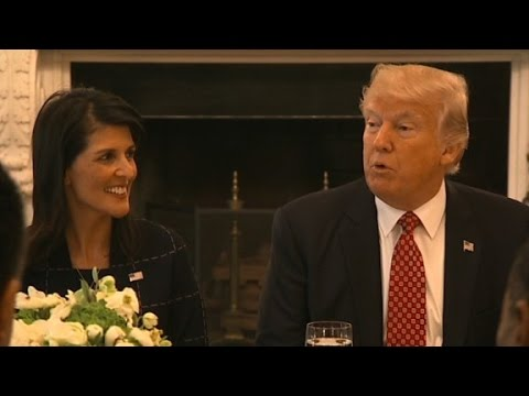 Trump jokes: Haley could be 'easily replaced'
