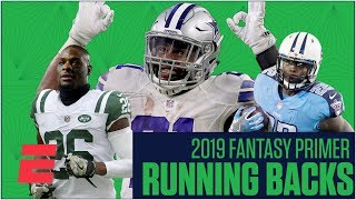 The best fantasy running backs and sleepers for 2019 | Fantasy Football Primer