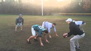Douglas Southall Freeman High School Class of 2016 Senior Football Video