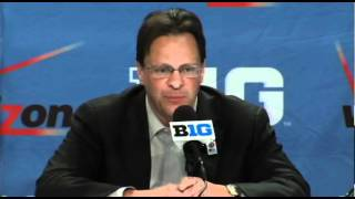 Postgame Press Conference vs. Wisconsin, Big Ten Tournament