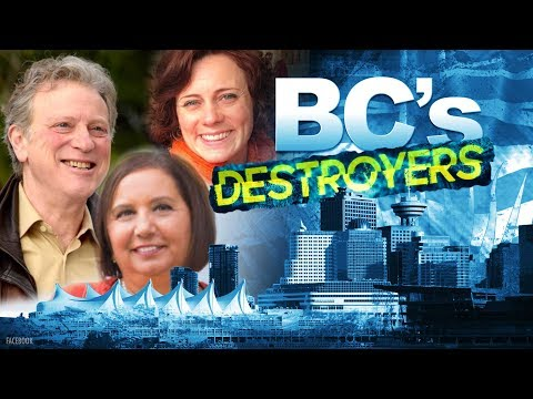 BC Destroyers breach the gates: Meet far-left ideologues in NDP cabinet