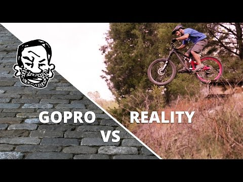 Thumbnail: GoPro VS Reality - It always looks smaller on video