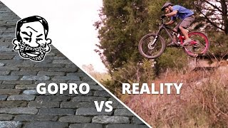 GoPro VS Reality - It always looks smaller on video